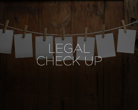 Legal Check Up