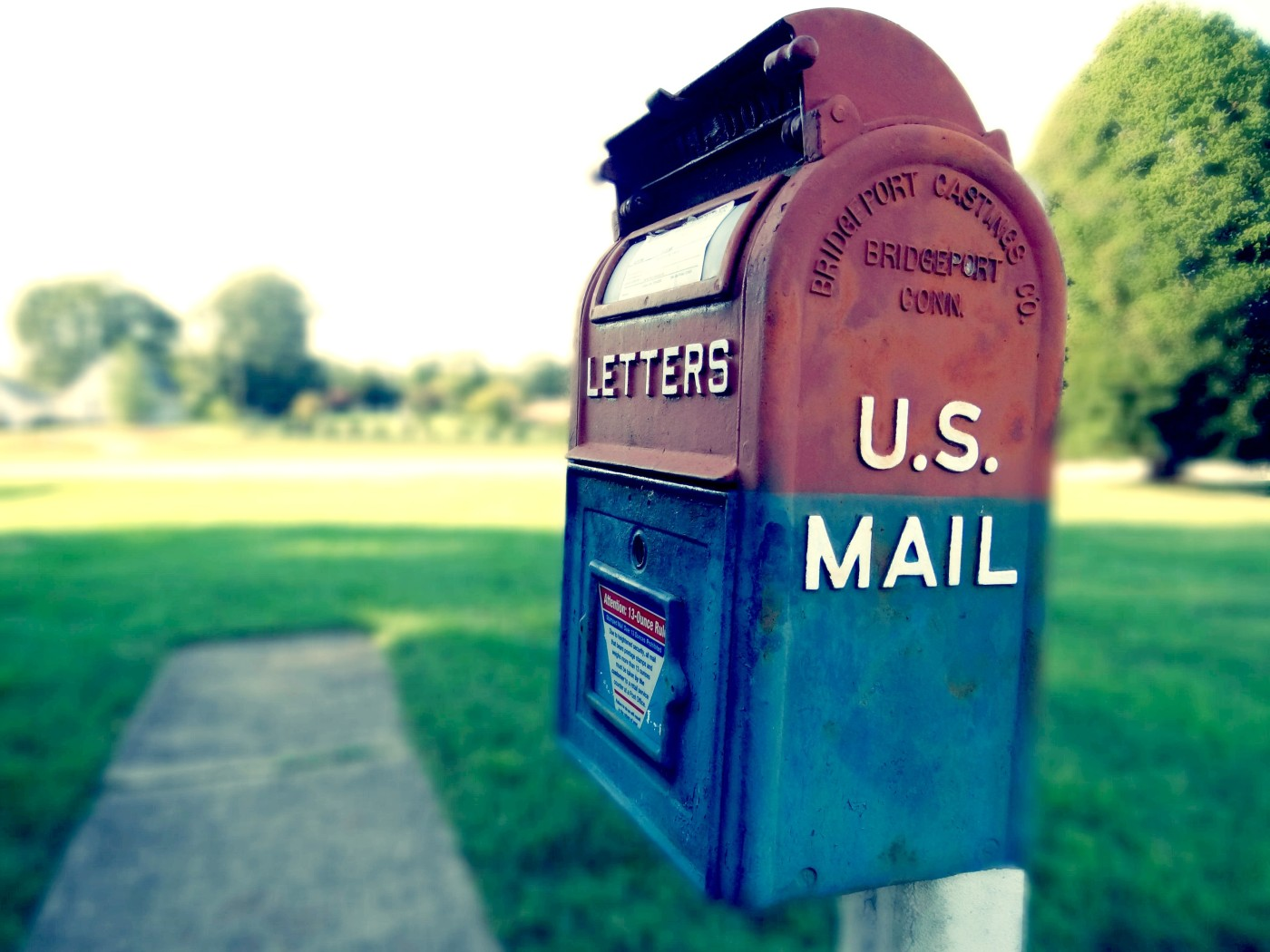 US Mail by DogertonSkillhause